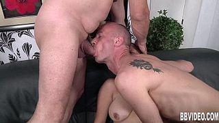 Порно Видео Мужское Анальное Трио