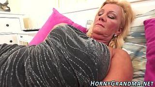 Порно Со Стариками Блондинки